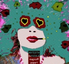 Woman PopArt